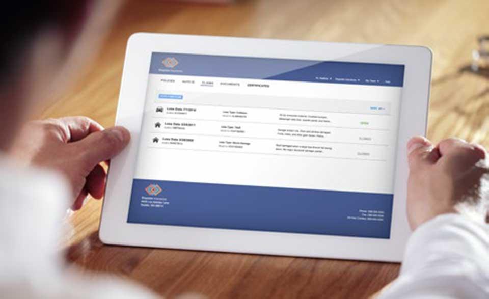insurance service online